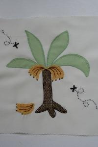 bertie's banana tree