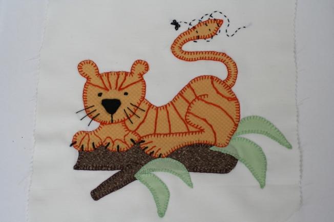 timid tiger