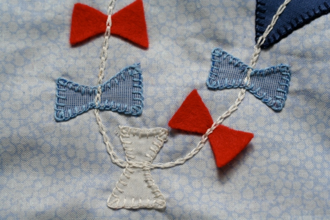 kite ribbons