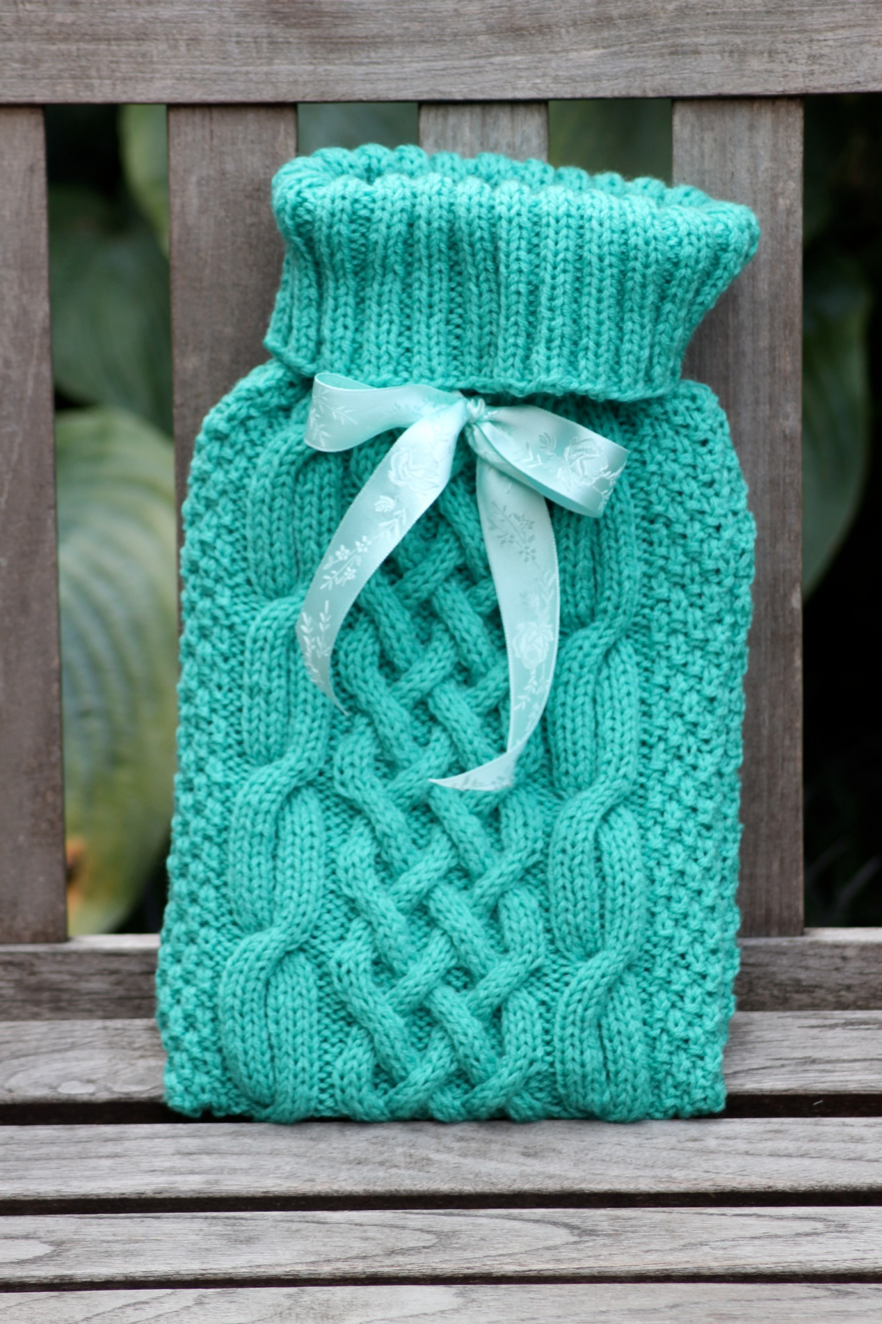 hot water bottle cover | tinyinc