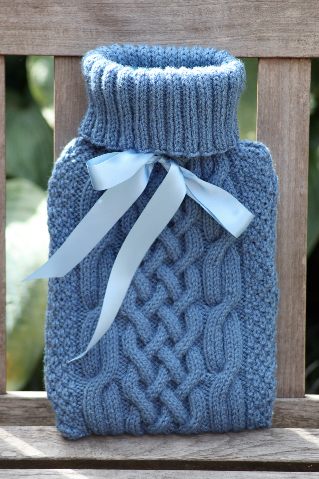 Hot Water Bottle Cover Pattern Knit Flat : tinyinc s hot commission tinyinc