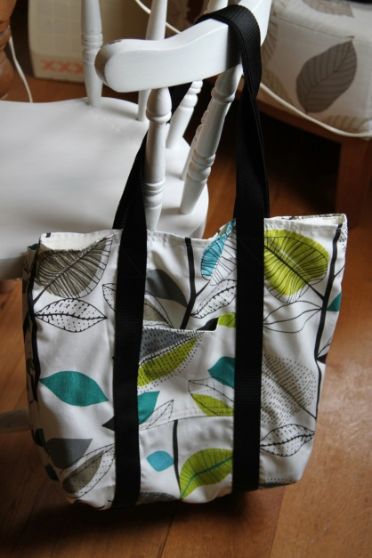 finsihed tote