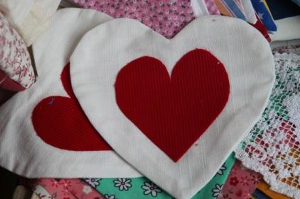 lavendar cushions