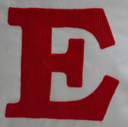 red needle cord letters
