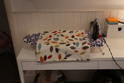 ikea small worktop ironing board with folding legs