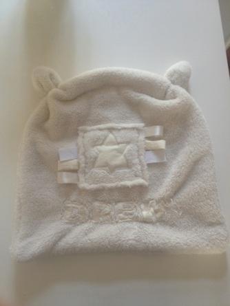 baby comfort blanket - £15.00 + £3.00 p&p
