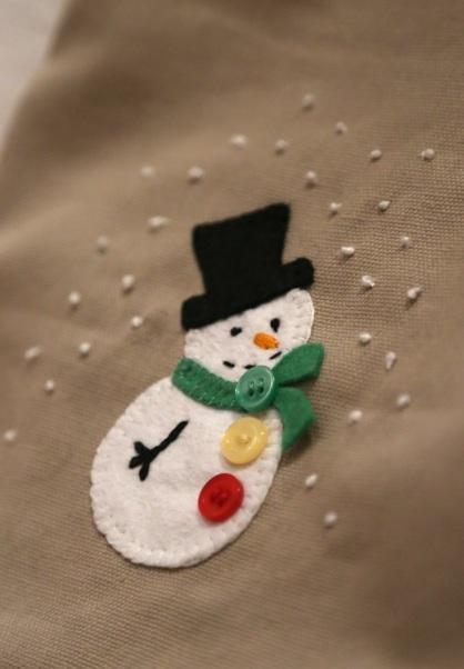 mr snow man