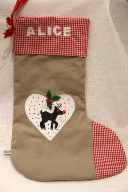 Alice's reindeer