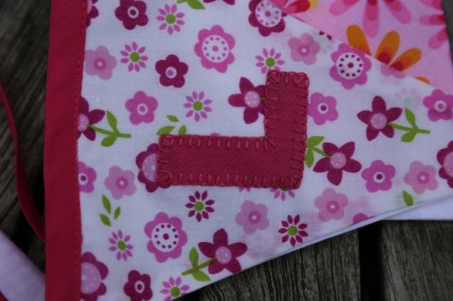 pink 'L' flag