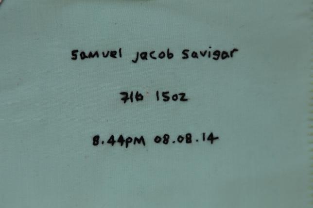 Samuel Jacob Savigar