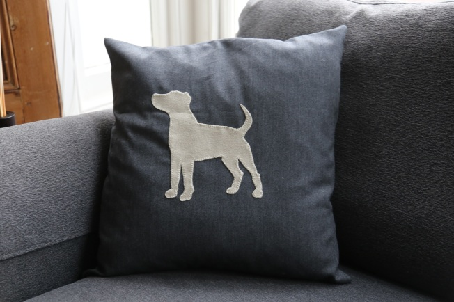 JRT cushion
